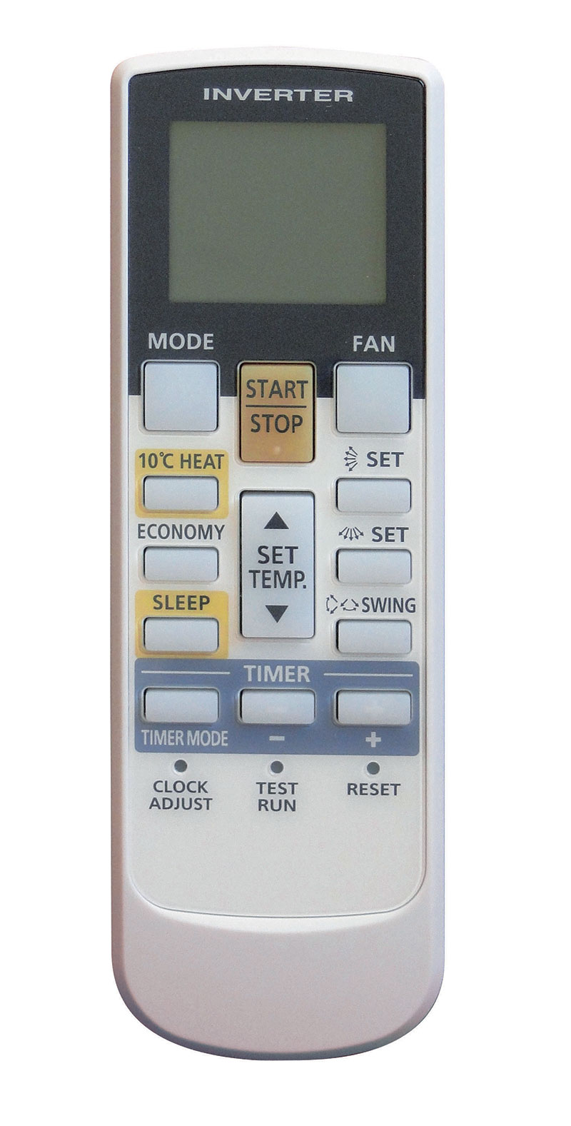 Télécommande DC Inverter Atlantic ASYG LVC