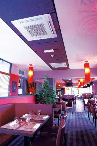Cassette 600x600 lvl restaurant