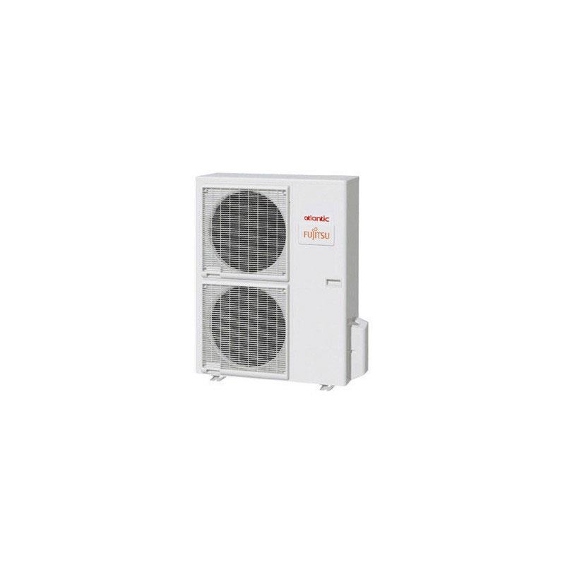 Climatisation Cassette Atlantic Fujitsu DC Inverter 800x800 LRL