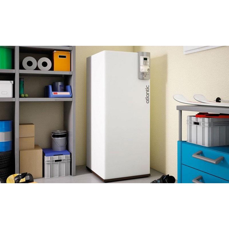 Perfinox Condens duo 5024 chaudiere sol condensation garage